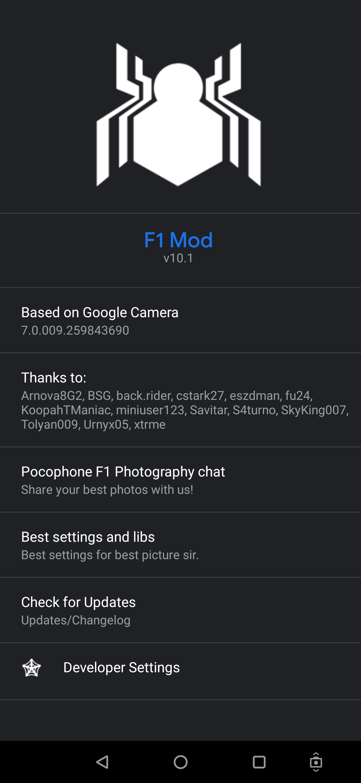 Google Camera 7
