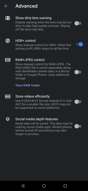 Arnova8G2 Google Camera 7.2