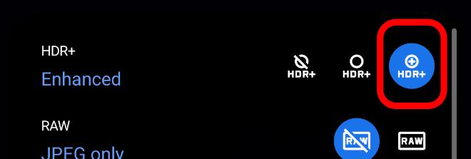 GCam 6 HDR