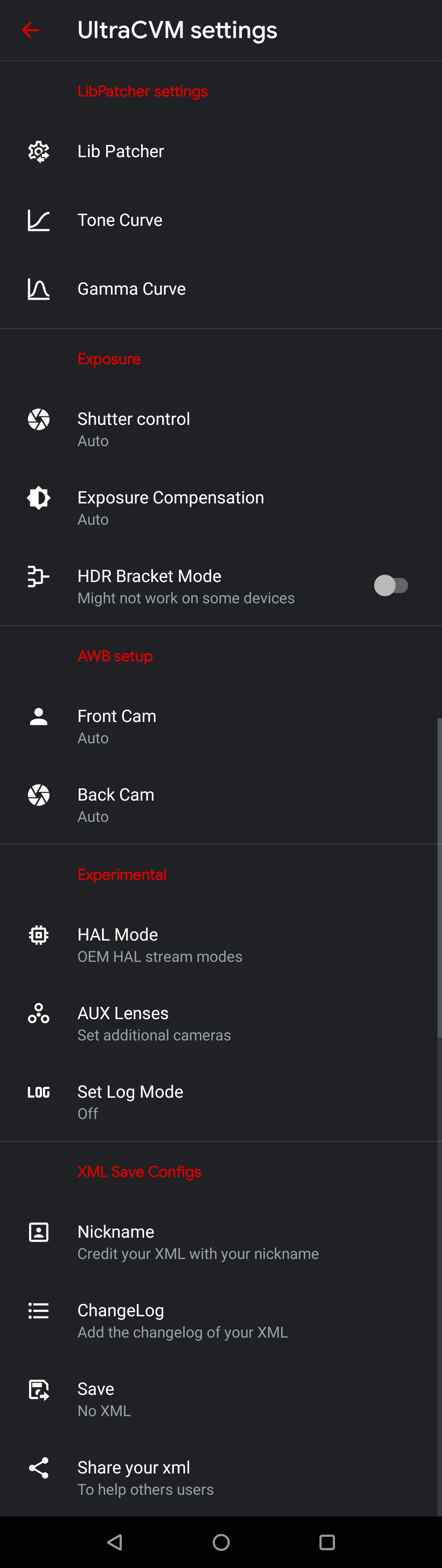 Google Camera UltraM8