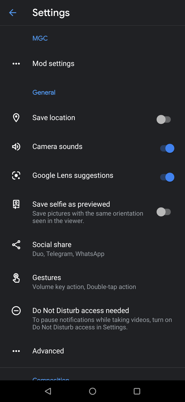 Google Camera 8