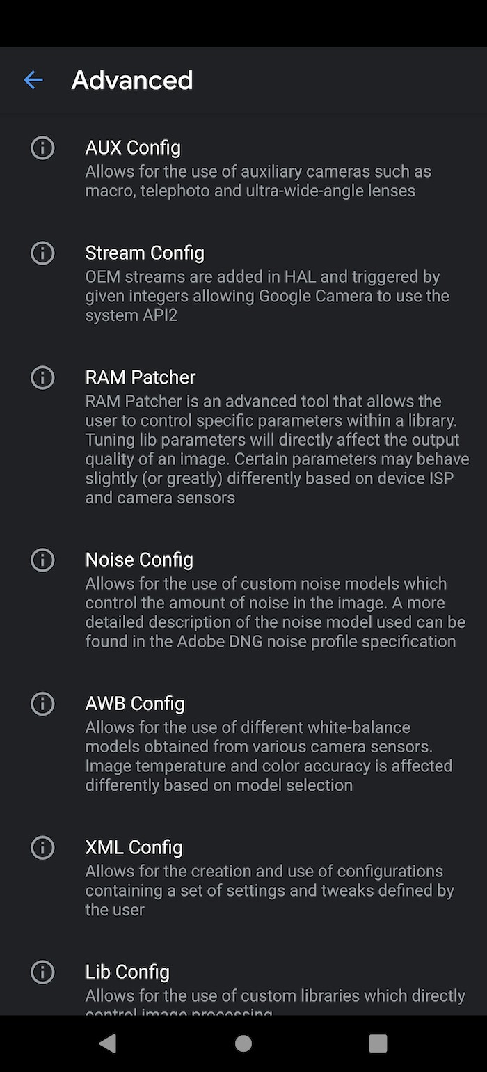 Gcam 8.1.101 Version Stable 6.1 (3)