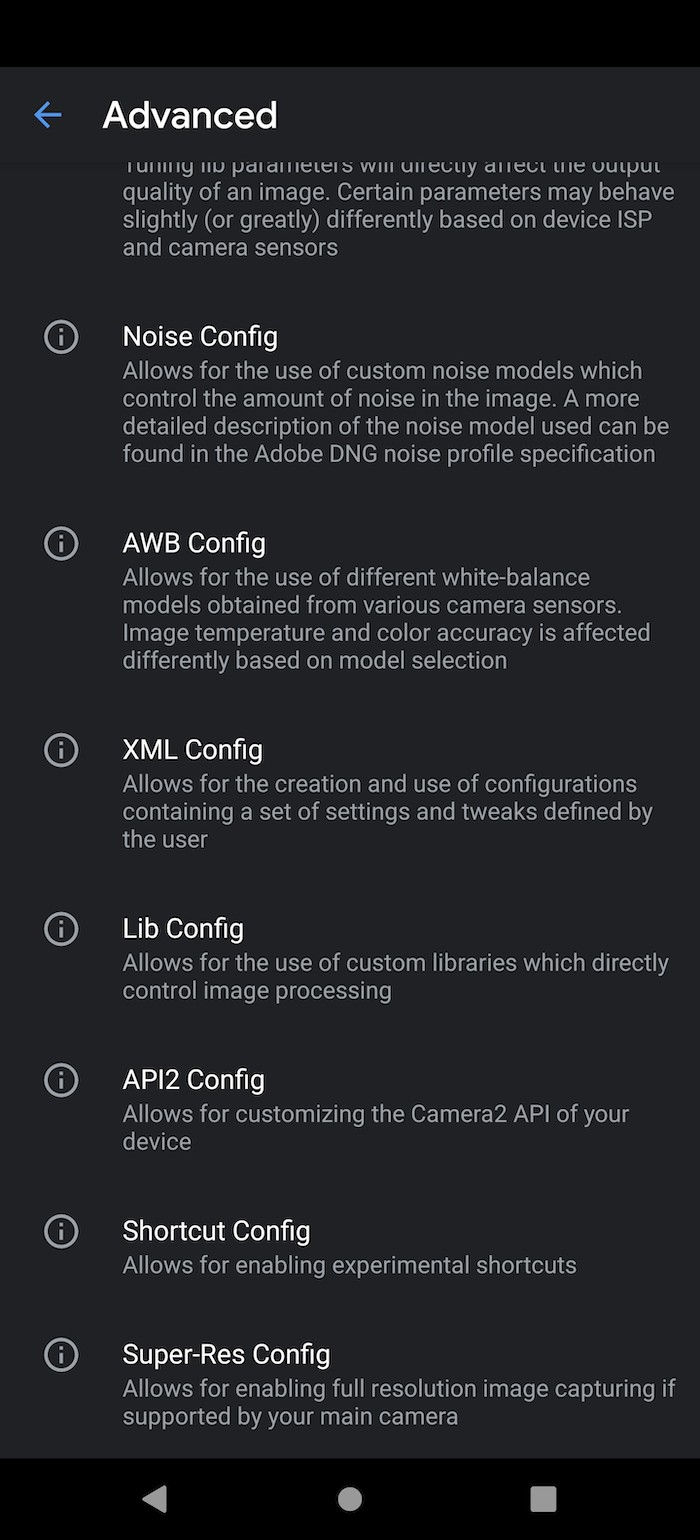 Gcam 8.1.101 Version Stable 6.1 (4)